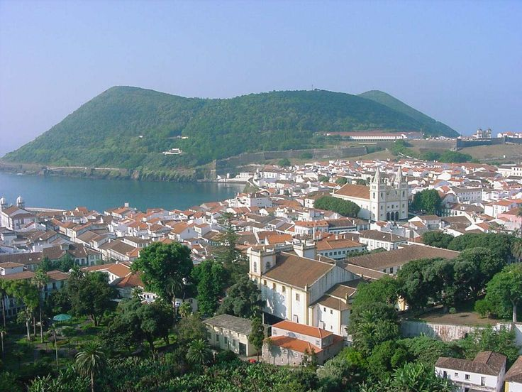 Archipelago of the Azores, Portugal -  Angra do Heroísmo, the oldest continuously-settled town in the archipelago of the Azores