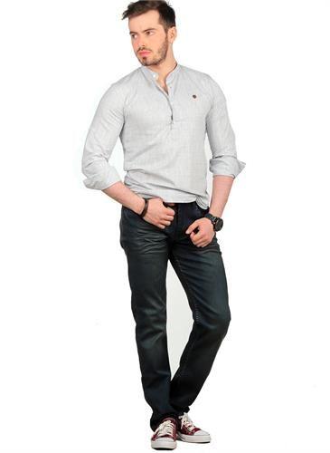 Erkek Pantolon Koyu Mavi