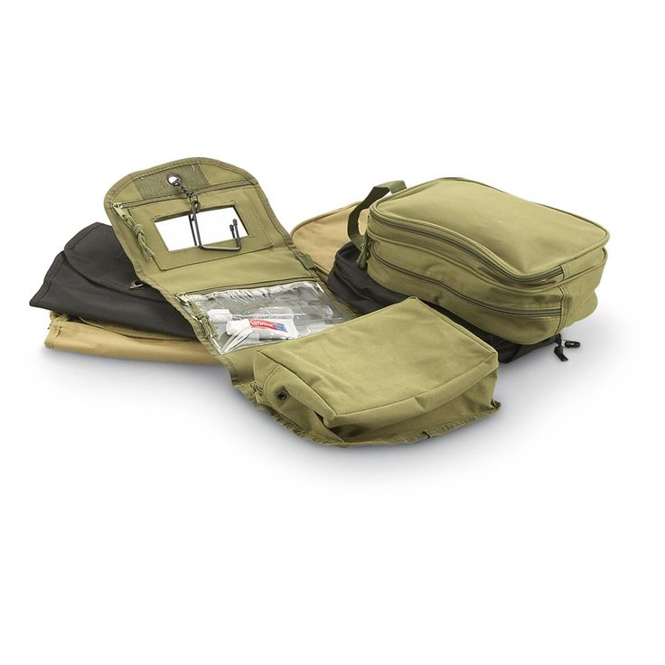 military surplus toiletry kits
