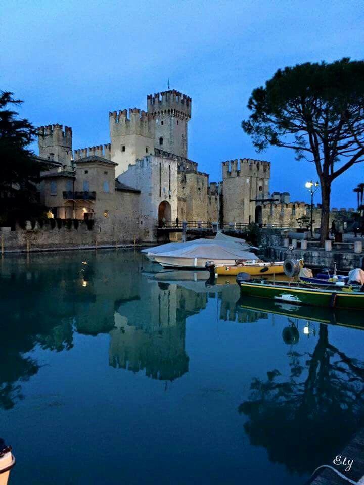 Sirmione, Lake Garda, Italia