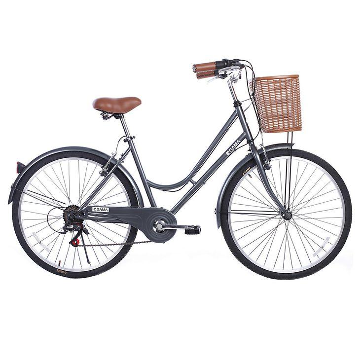 Gama Bicicleta Aro 26 CLlassic Gris-Falabella.com