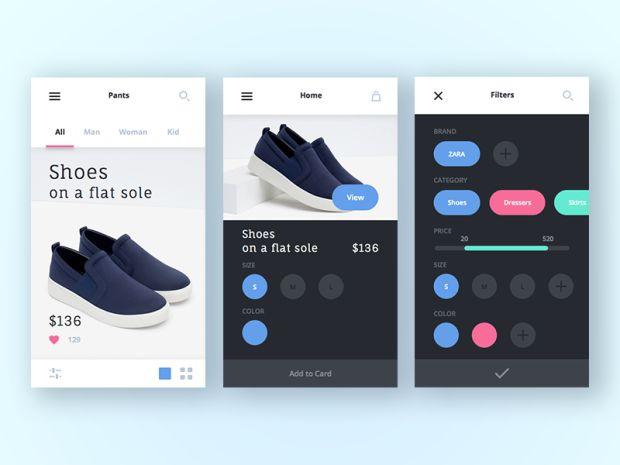 Inspirational UI Design 20