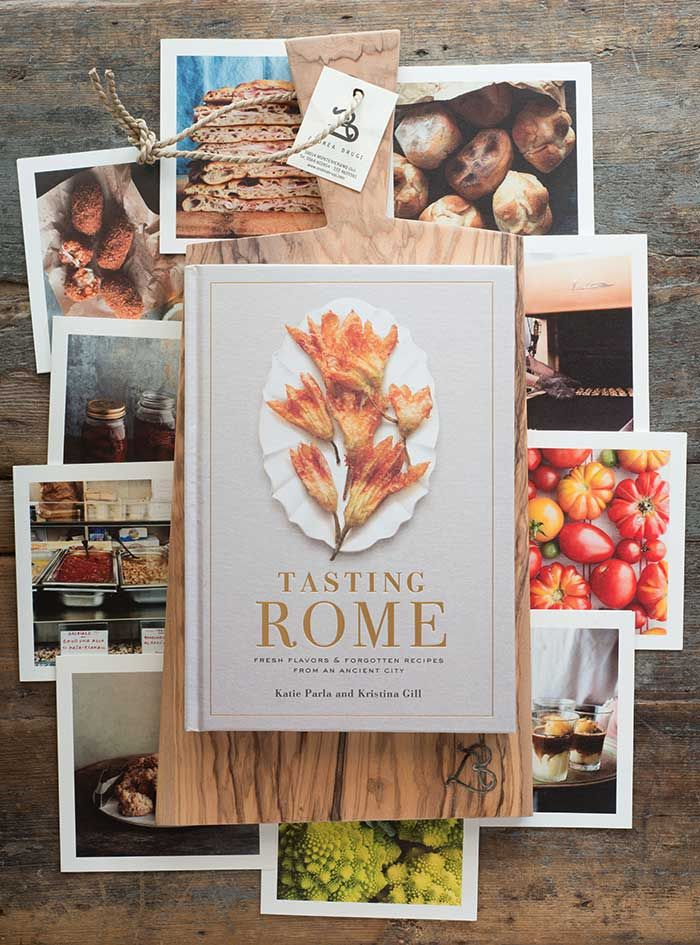 Tasting Rome + Cutting Board Giveaway | Design*Sponge