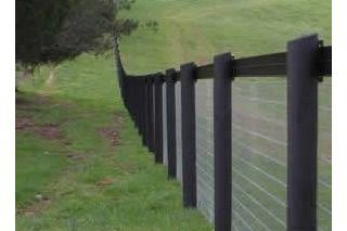 How to Install Pasture Fence Posts (6 Steps) | eHow