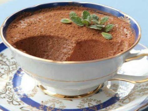 Шоколадно-творожный десерт — vkusno.co