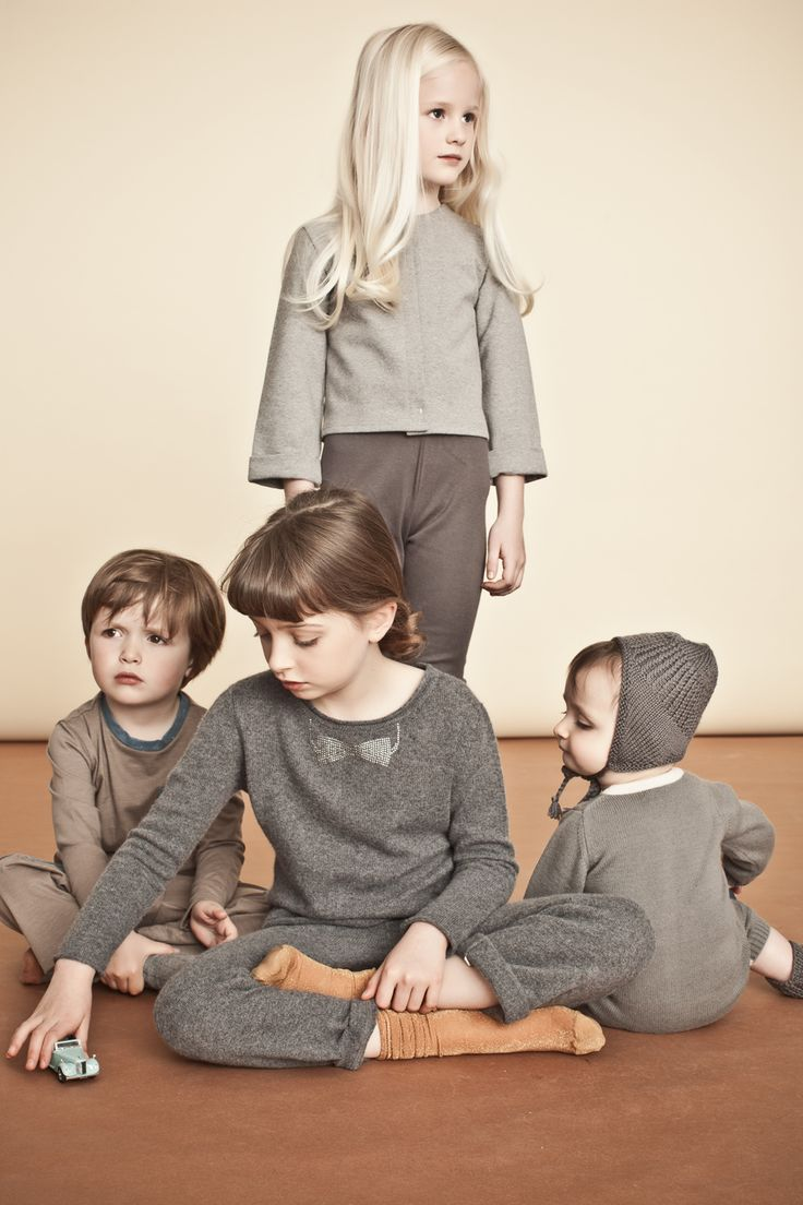 French New Comers AW 12 | MilK - Le magazine de mode enfant