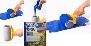 As-Seen-On-TV Easy-Paint Refillable Paint Rollers