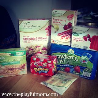 Dye Free foods, kid friendly and on a budget!