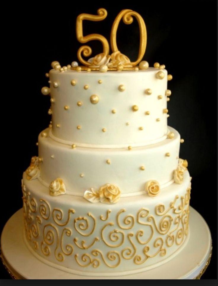 Th Birthday Cake And Th Anniversary Cake Stack