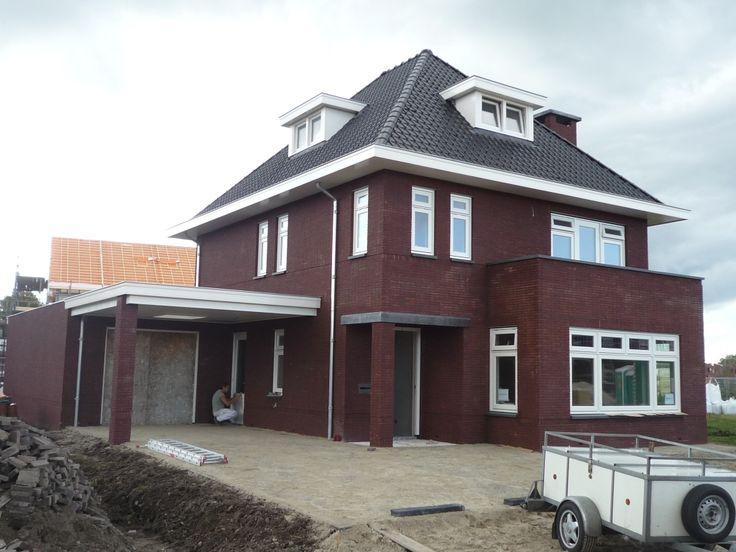 25 beste idee n over huis exterieurs op pinterest huis for Jaren 30 stijl interieur