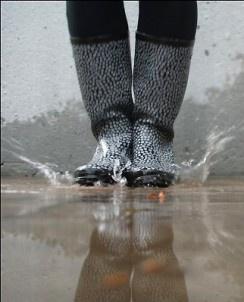 <3 Marimekko rain boots for fall.
