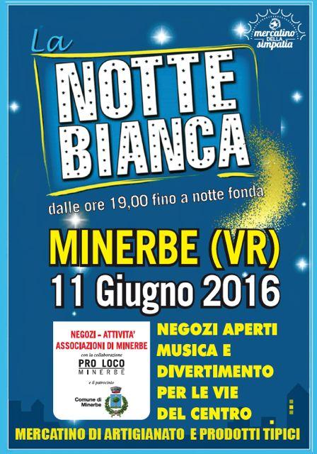 Notte Bianca Minerebbe - Minerbe