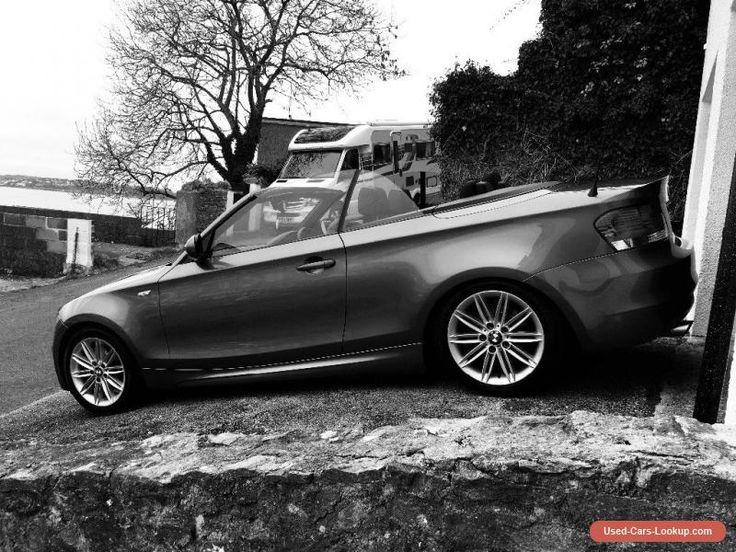 BMW 1 series m sport convertible  #bmw #1series #forsale #unitedkingdom