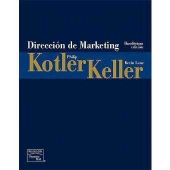 Dirección de Marketing: n° de pedido 658.8 K87DI 2006