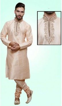 Cream Color Art Silk Party Wear Readymade Men Churidar Kurta | FH554982867 Follow us @heenastyle  #menethnicwear #kurtapyjama #diwalidhamaka #menwear #ethnicwear #menethnicwear #kurta #menkurta #menkurtapyjama #Sherwani #indiankurtapyjama #instalike #instalove #follow4follow. #bhaiKiShaad #shervani #tradional #lucknow #selfiee #throwback #marriage #shervani #manyavar #heenastyle #menskurtapajama #menchuridarkurta