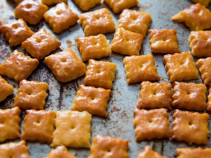 Homemade Cheez-Its Recipe | Serious Eats