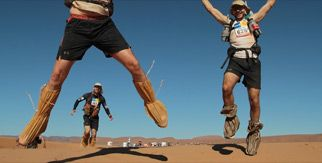 The Toughest Footrace on Earth | Marathon des Sables racing the sahara