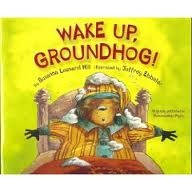 """fun activity to do with this book """"How to wake up a groundhog"""" procedural writing"""
