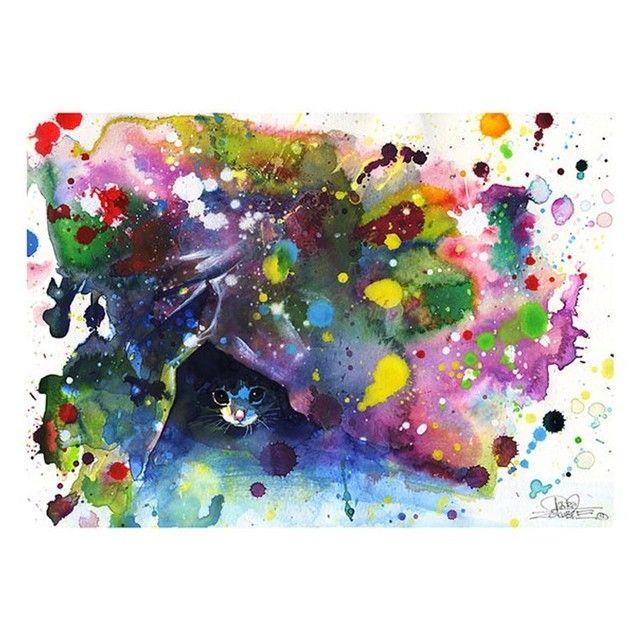 25-28 сентября | ЛЮСТРА  Выставка: Lora Zombie  Lora Zombie рисует свои невероятные произведения в стиле гранж-арт, участвует, кажется, в миллионе проектов одновременно, любит своих инопланетных животных и крайне удачно экспериментирует с цветами и экспозицией в своих работах. Ее чувство цвета, необычный взгляд на мир, порой шокирующие образы и яркая личность привлекают людей со всего мира.  http://lorazombie.com  #lustrafest #art #illustration #design #moscow #иллюстрация #искусство…