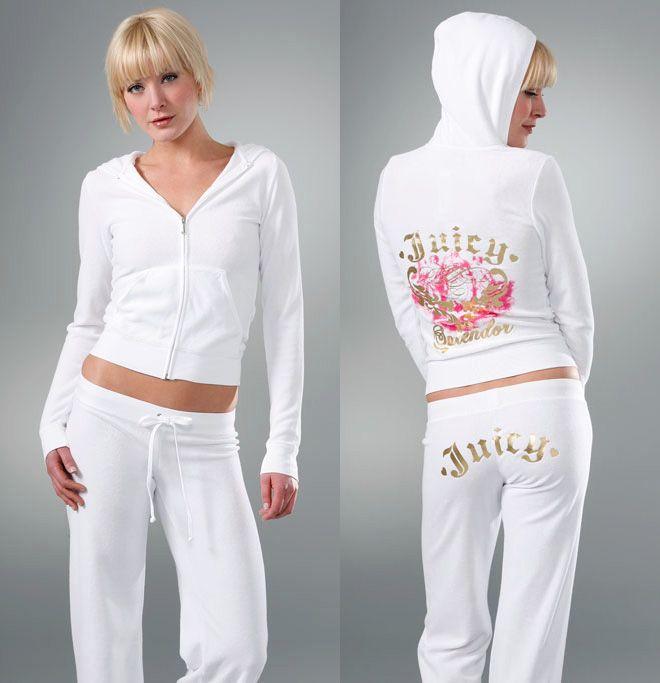 ριηтεяεsт:☆QWE3NB☆ Juicy Couture Jumpsuits, also known as sweatsuits became very trendy around 2006. These colorful name brand sweat suits were popular within females of all ages. Juicy Couture Sweatsuits were very pricey, which led to knockoffs and stolen ideas.