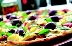 Pizza Arezzo! Enjoy at Piola!