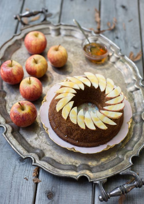 apples and honey recipes for rosh hashanah