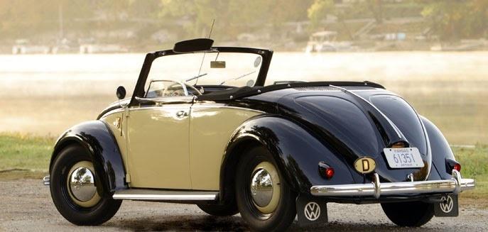 1951 Volkswagen Hebmuller - Beetle