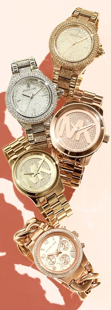 Michael Kors Watches♥✤ | Keep Smiling | BeStayBeautiful