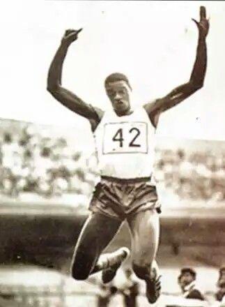 João do Pulo, nosso campeão no salto triplo