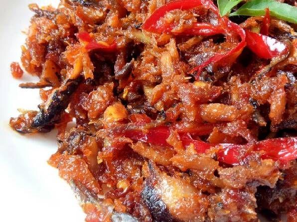 Resep Tongkol Suwir Balado Oleh Ratih Bayu Resep Resep Resep Masakan Indonesia Resep Masakan