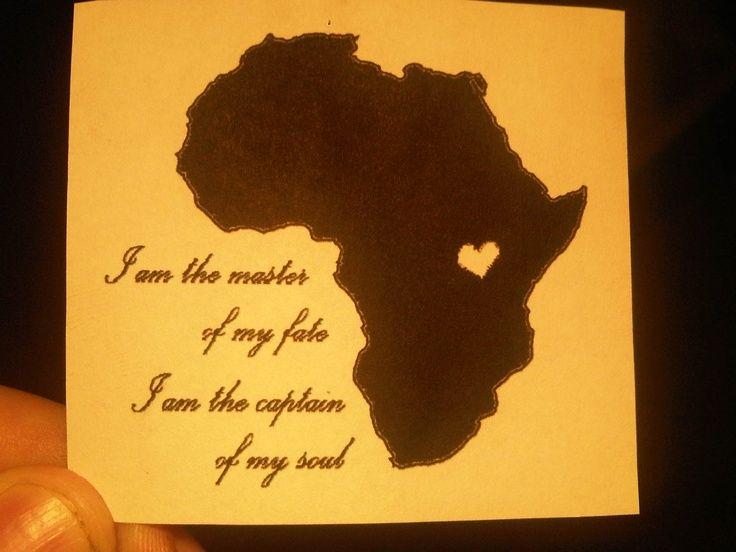africa love tattoo - Google Search