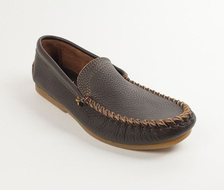 Venetian Slip-On Dark Brown