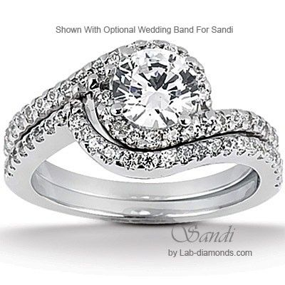 the sandi bridal set is a perfect match show her how much you care with matching wedding bandswedding - How Much Is A Wedding Ring