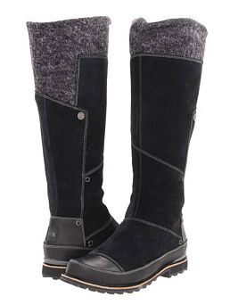 Winter Boots for Women - Top Picks for 2013 / 2104: The North Face 'Snowtropolis' - Tall and Cool