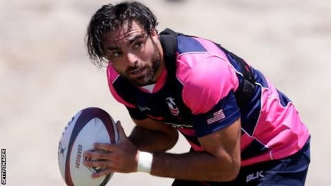 Rio 2016: Super Bowl winner Nate Ebner to play rugby sevens for Team USA