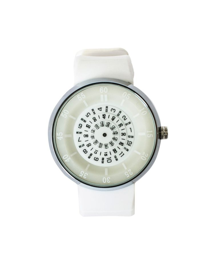 RYU Twister White Watch