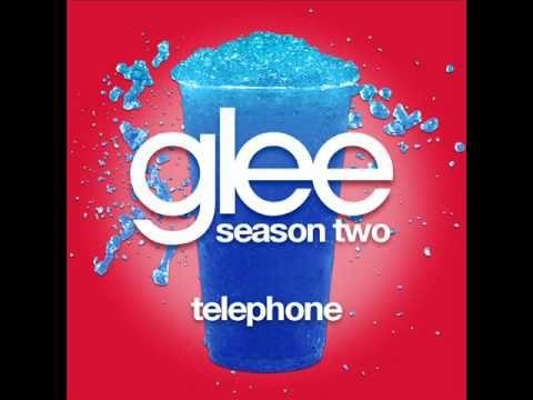 ▶ Glee - Telephone [LYRICS] - YouTube