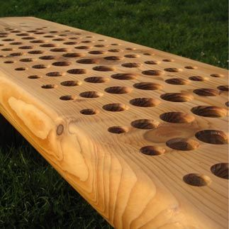 50 best wood benches images on Pinterest Wood benches Outdoor