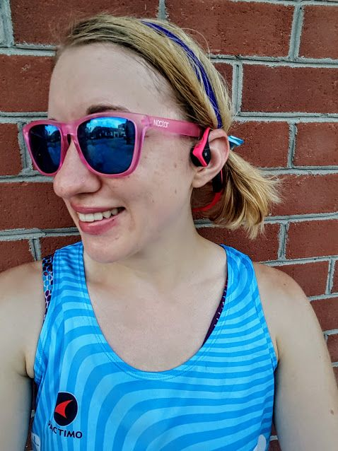 Be Open with AfterShokz TrekzTitanium Wireless Headphones {Review}
