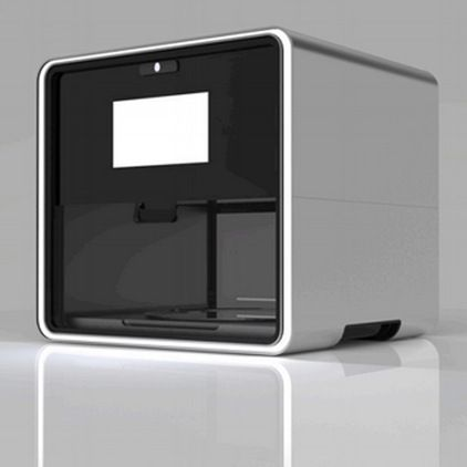 It's here! First generation food replicator right out of Star Trek! It can make pizza, cookies, quiche, chocolates, pasta and more.