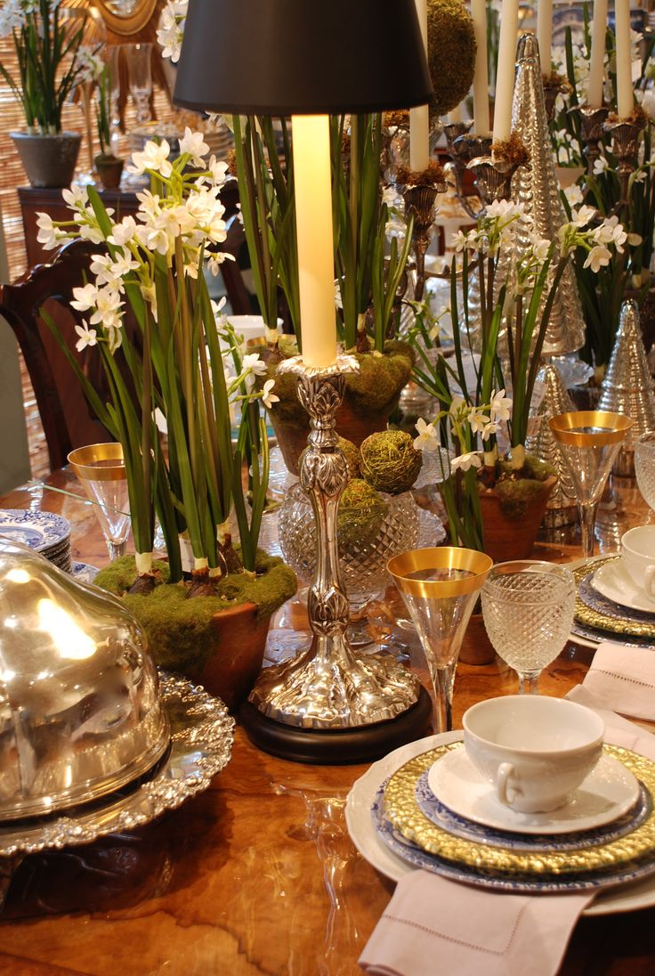 39 Best Beautiful Place Settings Images On Pinterest