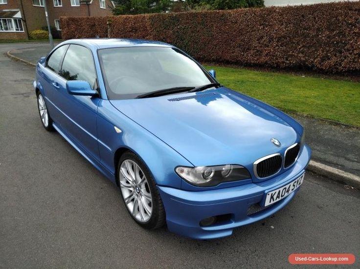 STUNNING ESTORIL BLUE BMW 320CD M SPORT INDIVIDUAL AUTO M47 FBMWSH FULLY LOADED  #bmw #320 #forsale #unitedkingdom