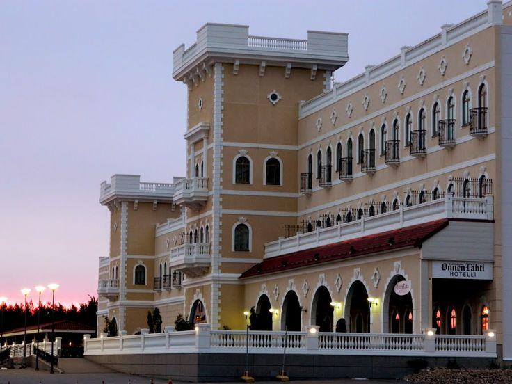 Hotel OnnenTähti. Tuuri Finland.