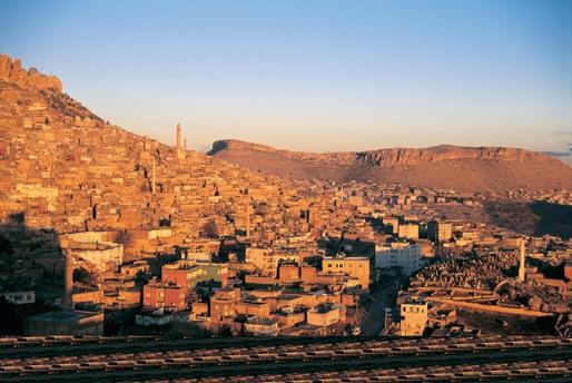 Padişahlar mekânı Mardin