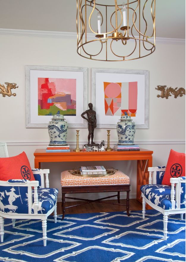 When it comes to Palm Beach Chic decor, it simply does not get any better than Parker Kennedy Living. You may recall I have featured them before, and I just cannot get enough of their signature bold, cheerful colors, Chinoiserie, pagodas, foo dogs, faux bamboo, blue and white, fabulous designer wallpapers and fabrics! Since my …