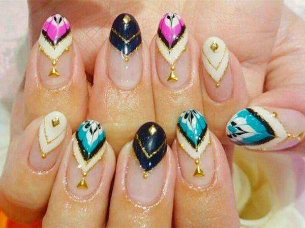 Dashing diva pinterest gold eyes beauty - Diva nails and beauty ...