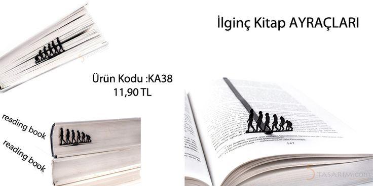 ilginç kitap ayraçları ve fiyatları