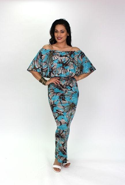 tiare dress by mena pacifica designs