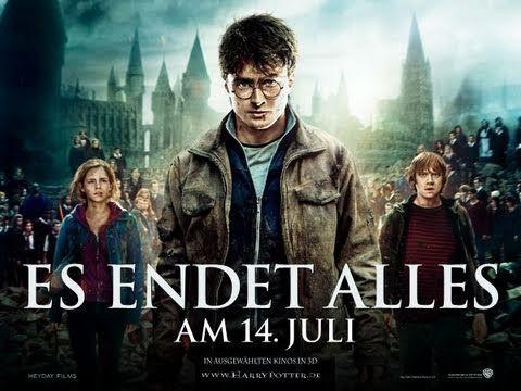 Trailer zu Harry Potter und die Heiligtümer des Todes, Teil 2