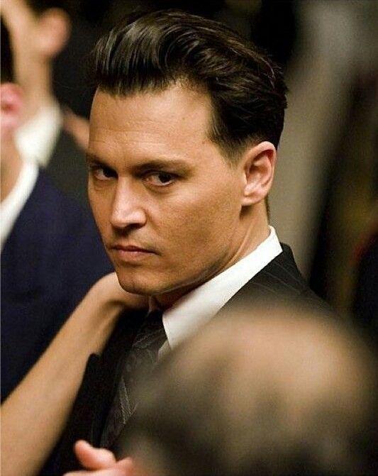 John Dillinger ... Johnny Depp